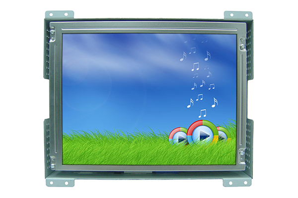 10.4 Inch Sunlight Ledable High Bright LCD Monitor