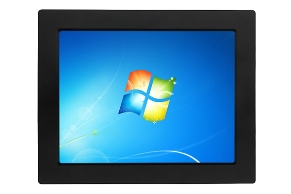 12.1 Inch J1900 Resitive Touch Panel Mount Industrial Panel Pc