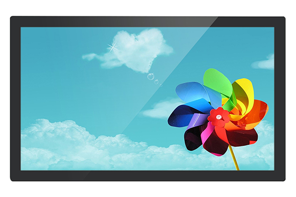21.5 Inch Nul Bezel PCAP Touch Industrial Panel PC